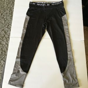 Ankle Energie workout leggings juniors size XL
